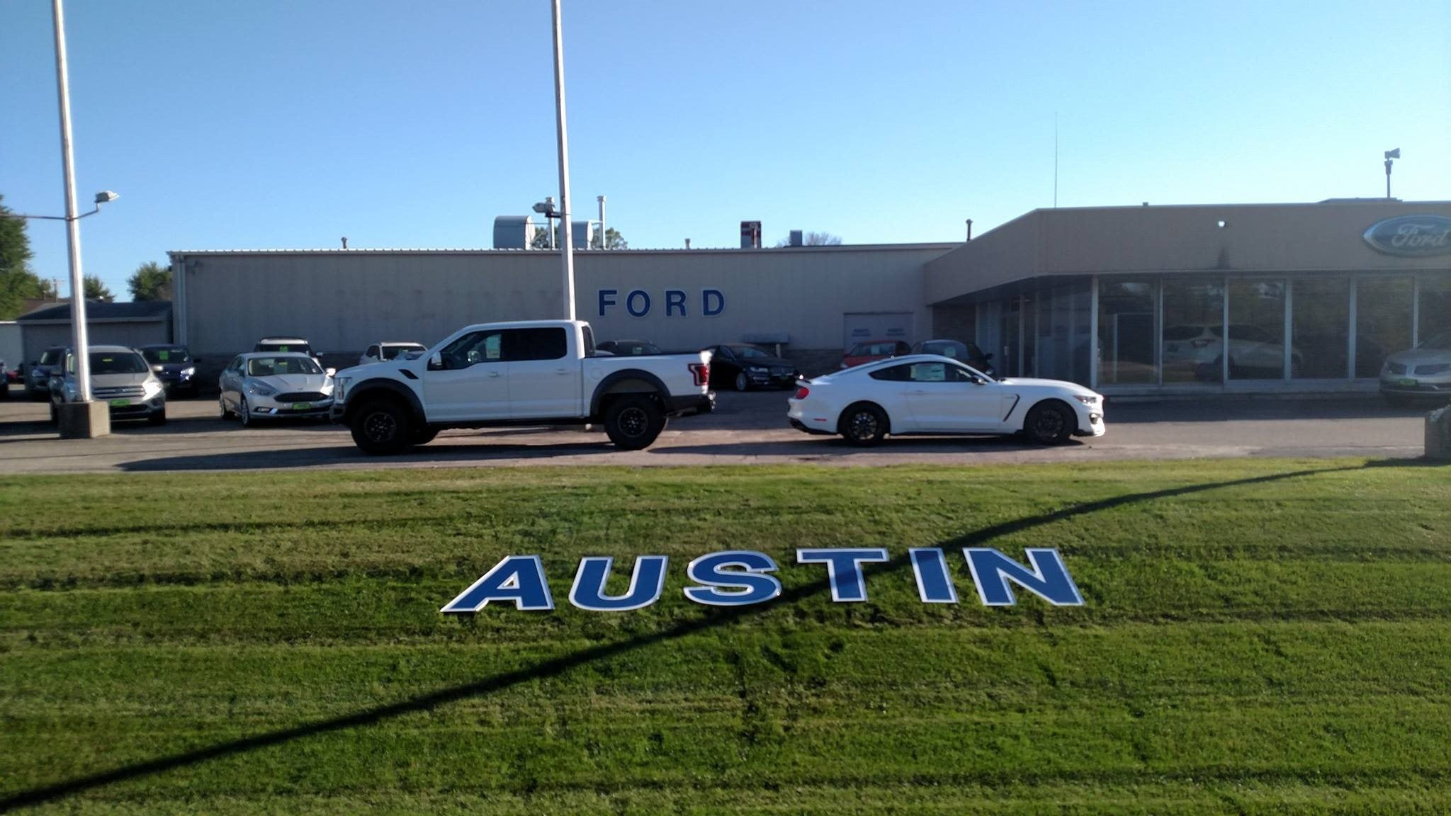 Order Ford parts | Auto Parts Austin | Austin Ford Lincoln